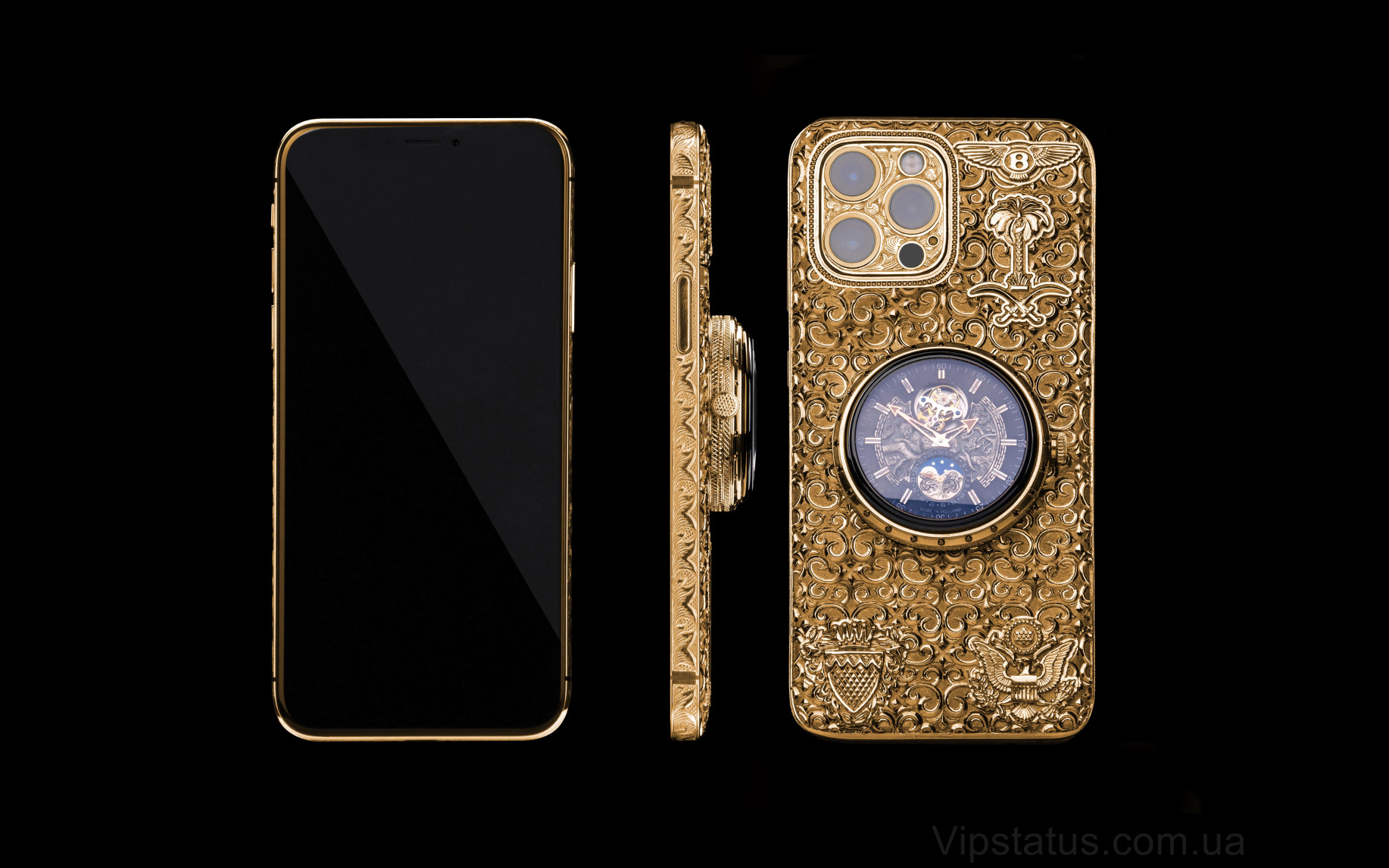 Elite Golden Ring of Time IPHONE 12 PRO MAX 512 GB Golden Ring of Time IPHONE 12 PRO MAX 512 GB image 3