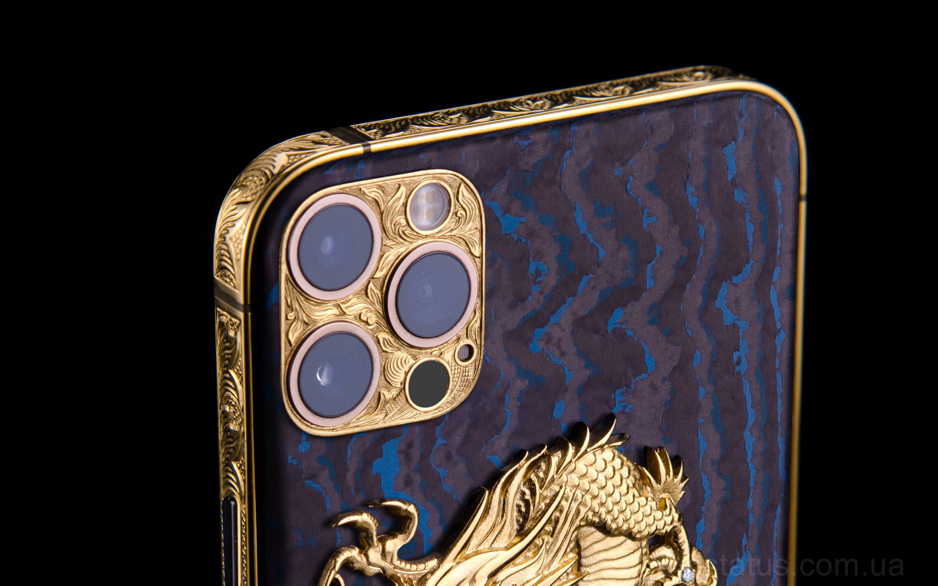 Elite Oriental Dragon IPHONE 12 PRO MAX 512 GB Oriental Dragon IPHONE 12 PRO MAX 512 GB image 20