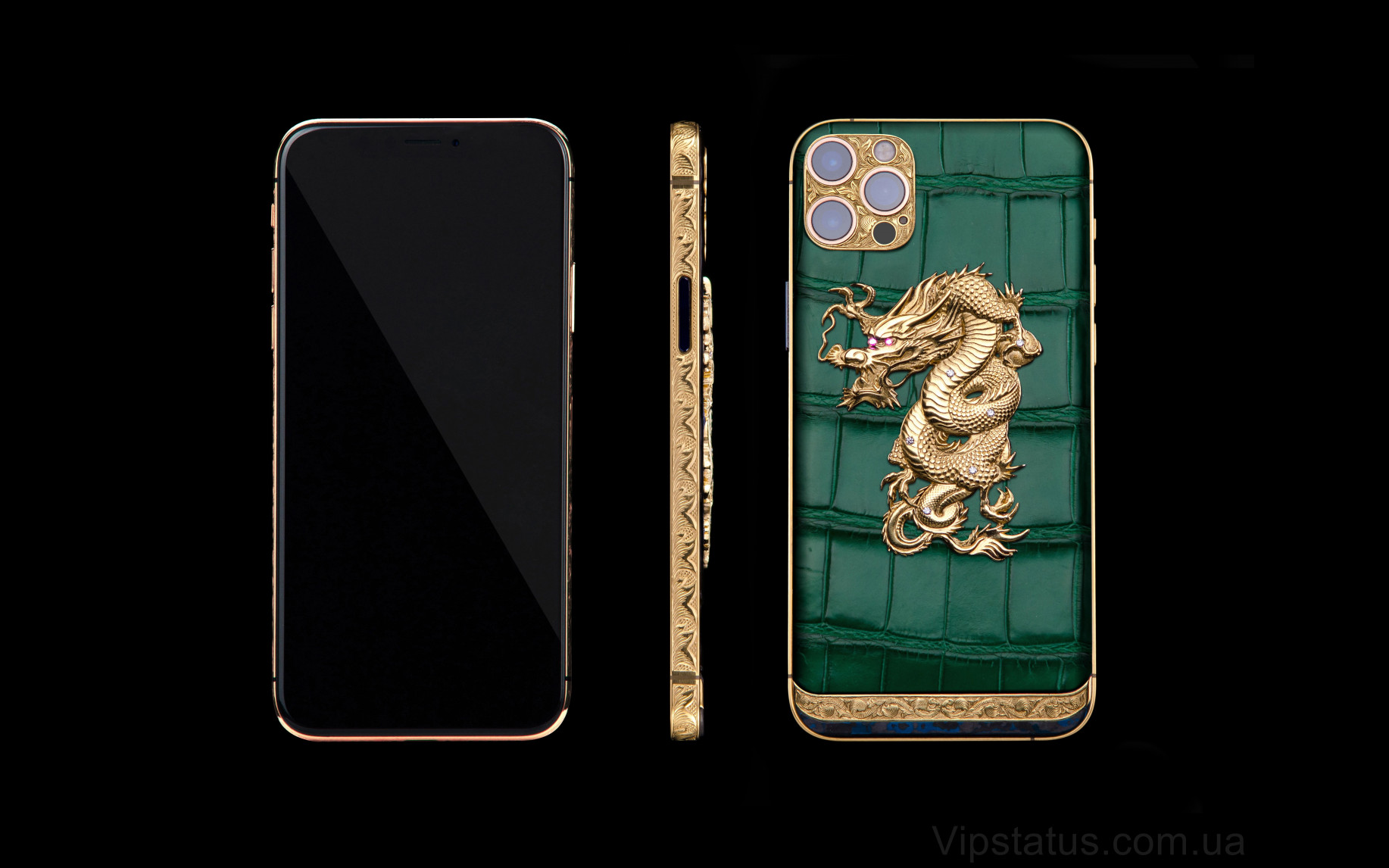 Elite Oriental Dragon IPHONE 12 PRO MAX 512 GB Oriental Dragon IPHONE 12 PRO MAX 512 GB image 26