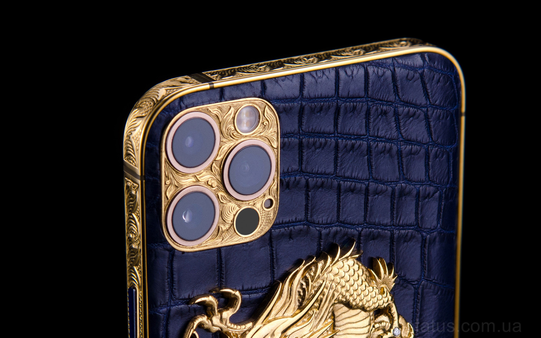 Elite Oriental Dragon IPHONE 12 PRO MAX 512 GB Oriental Dragon IPHONE 12 PRO MAX 512 GB image 6