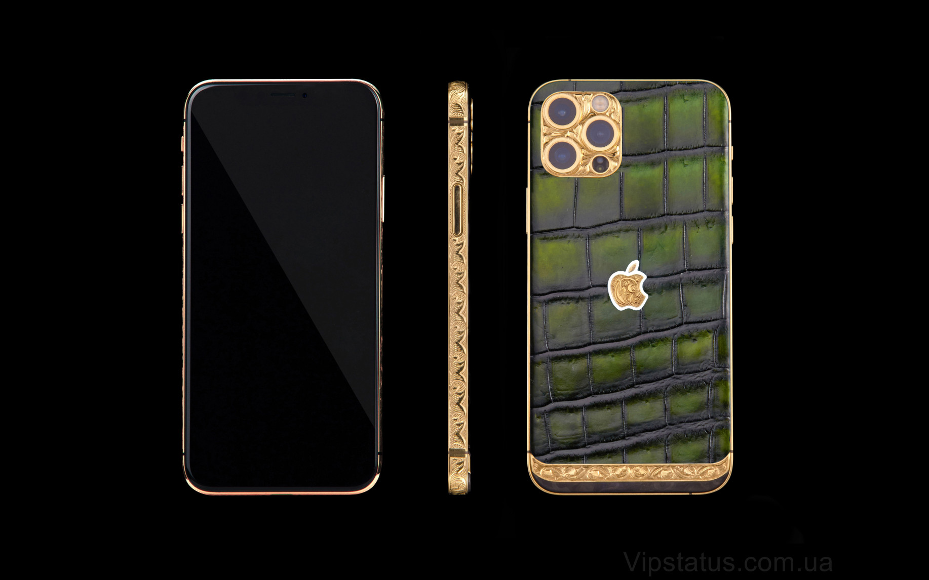 Elite Vintage Gold IPHONE 12 PRO MAX 512 GB Vintage Gold IPHONE 12 PRO MAX 512 GB image 4