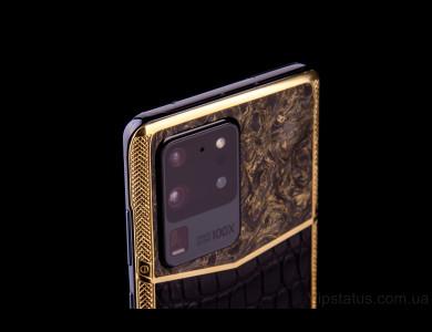 Новинка!!! Элитный Samsung S20 Gold Star