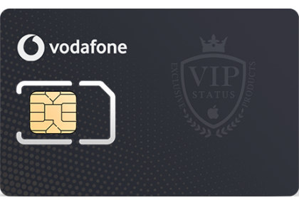 Exclusive Vodafone phone number: +380951533333 image